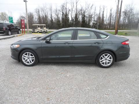 2016 Ford Fusion for sale in Warsaw, MO