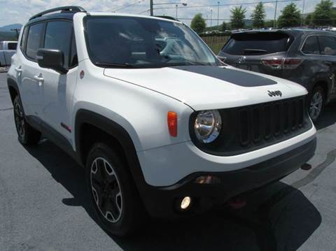 2016 Jeep Renegade for sale in Wilkesboro, NC