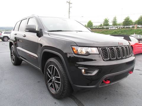 2017 Jeep Grand Cherokee for sale in Wilkesboro, NC