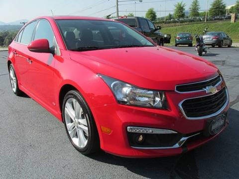 2015 Chevrolet Cruze for sale in Wilkesboro, NC