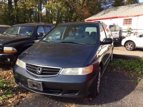 2003 Honda Odyssey for sale at Professional Car Zone in Taunton MA