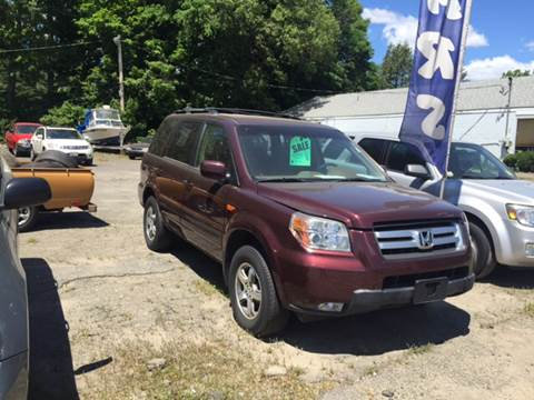 2008 Honda Pilot for sale in Taunton, MA