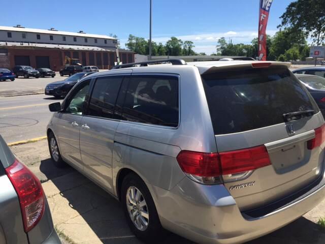 2008 Honda Odyssey EX-L 4dr Mini-Van w/Navi and DVD - Taunton MA