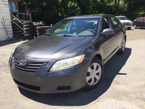 2007 Toyota Camry for sale in Taunton MA