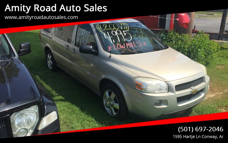 Amity Road Auto Sales - Used Cars - Conway AR Dealer