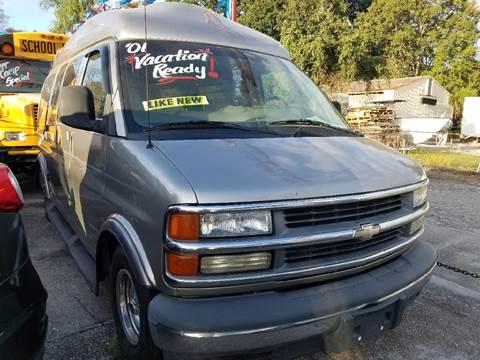 2001 Chevrolet Express Passenger for sale in Baton Rouge, LA