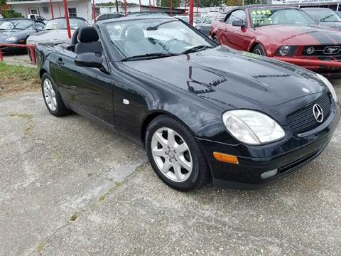 1998 Mercedes-Benz SLK for sale in Baton Rouge, LA