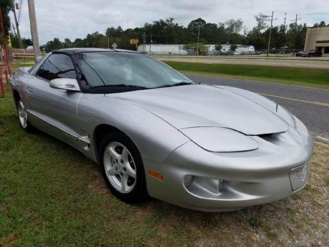2000 Pontiac Firebird for sale in Baton Rouge, LA