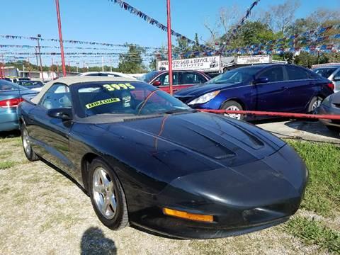 1997 Pontiac Firebird for sale in Baton Rouge, LA