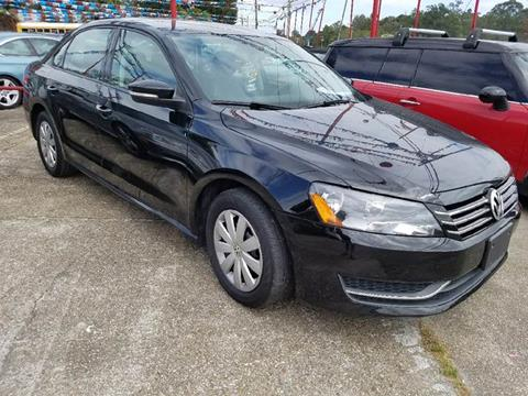 2013 Volkswagen Passat for sale in Baton Rouge, LA