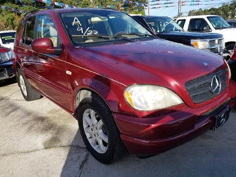 2001 Mercedes-Benz M-Class for sale in Baton Rouge, LA