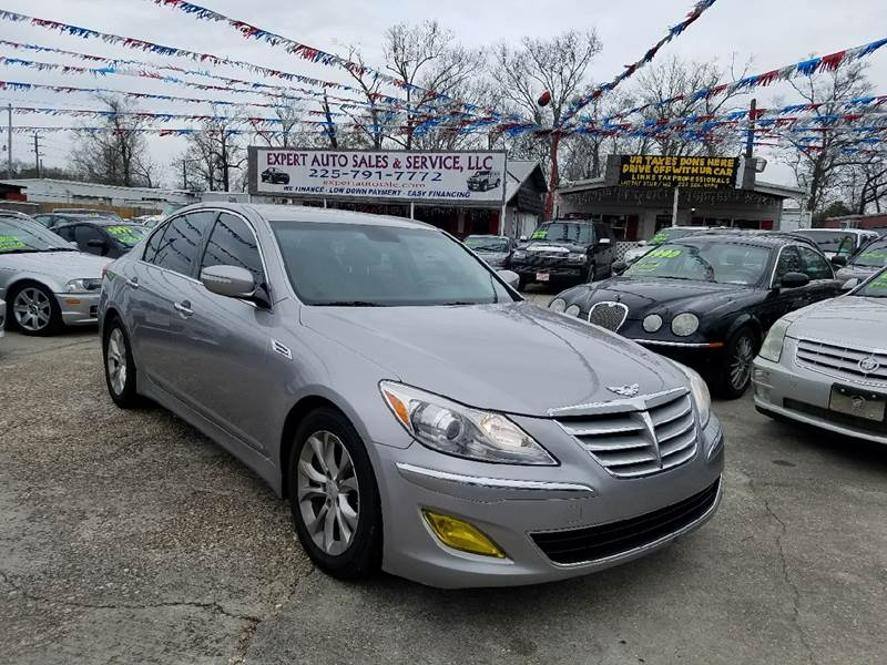2013 Hyundai Genesis For Sale At Expert Auto Sales U0026 Service In Baton Rouge  LA