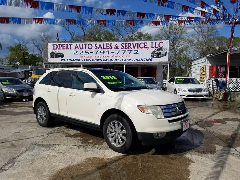 Ford Edge Sel Dr Crossover Baton Rouge La