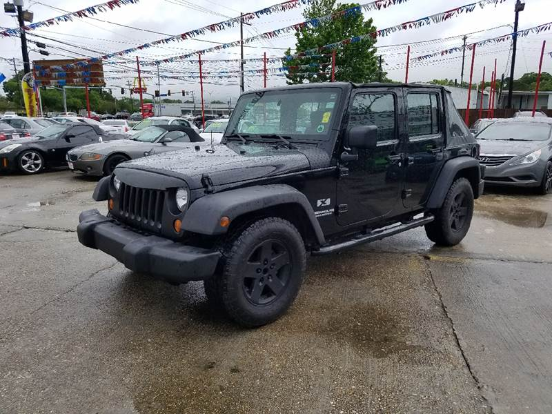 x rouge jeep veh in la suv vehicle baton unlimited options wrangler