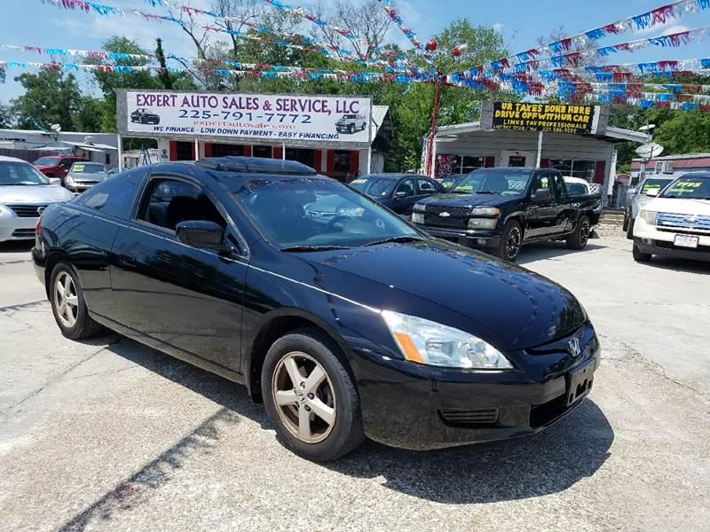 2005 Honda Accord For Sale At Expert Auto Sales U0026 Service In Baton Rouge LA