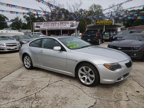 2005 BMW 6 Series For Sale In Baton Rouge LA