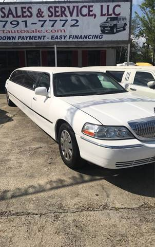 Lincoln Town Car For Sale In Baton Rouge La Expert Auto Sales