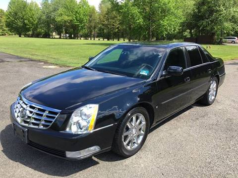 2006 Cadillac DTS for sale in Morganville, NJ