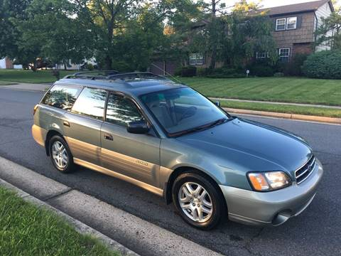 2001 Subaru Outback for sale in Morganville, NJ