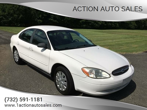 2000 Ford Taurus for sale in Morganville, NJ