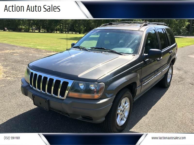 2000 jeep grand cherokee 4dr laredo 4wd suv in morganville. Black Bedroom Furniture Sets. Home Design Ideas