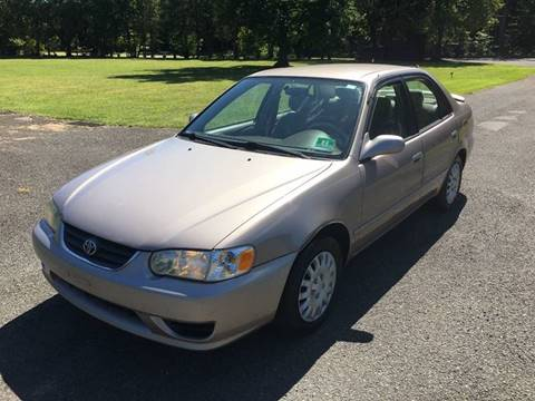 2002 Toyota Corolla for sale in Morganville, NJ