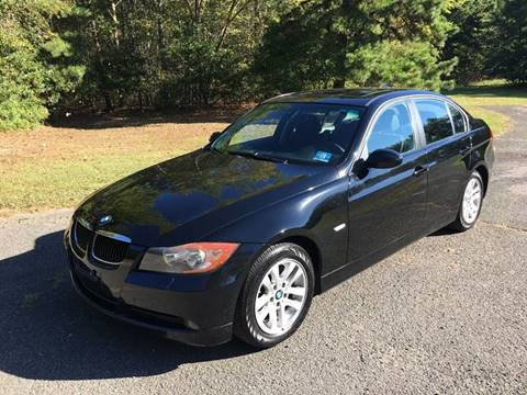 2007 BMW 3 Series for sale in Morganville, NJ