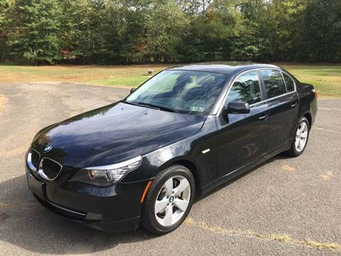2008 BMW 5 Series for sale in Morganville, NJ