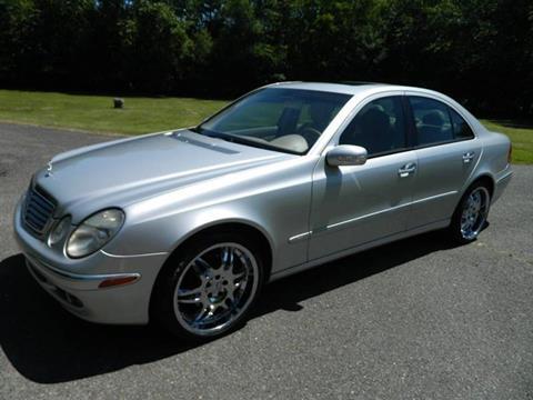 2006 Mercedes-Benz E-Class for sale in Morganville, NJ