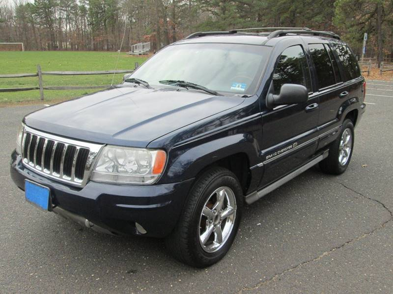 2004 jeep grand cherokee overland 4wd 4dr suv in morganville nj action auto sales. Black Bedroom Furniture Sets. Home Design Ideas