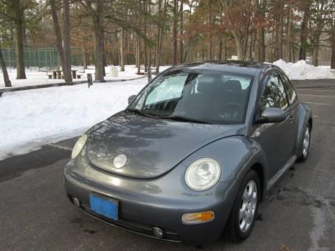 2002 Volkswagen New Beetle for sale in Morganville, NJ
