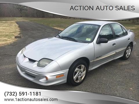 2000 Pontiac Sunfire for sale in Morganville, NJ