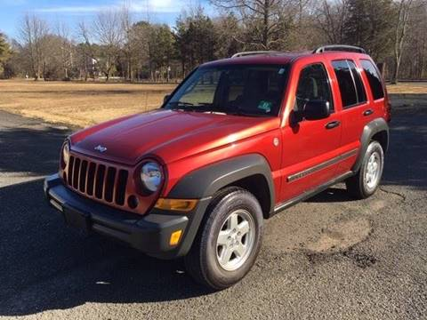 2006 Jeep Liberty for sale in Morganville, NJ
