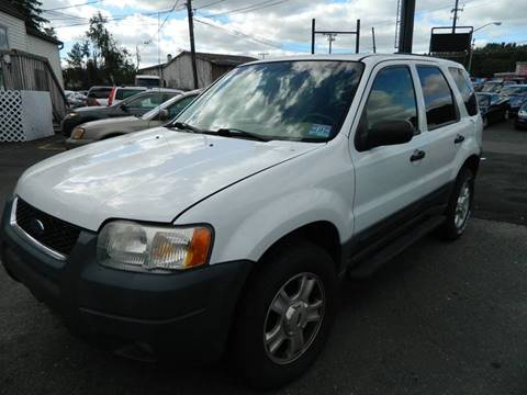 2003 Ford Escape for sale in Morganville, NJ