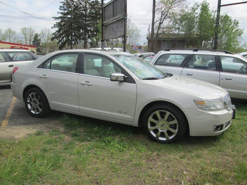 2007 Lincoln Mkz AWD 4dr Sedan In Morganville NJ - Action Auto Sales
