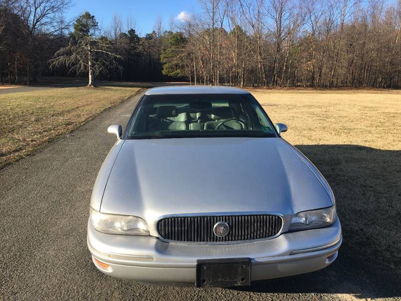 on 1999 Buick Lesabre Trunk Lights