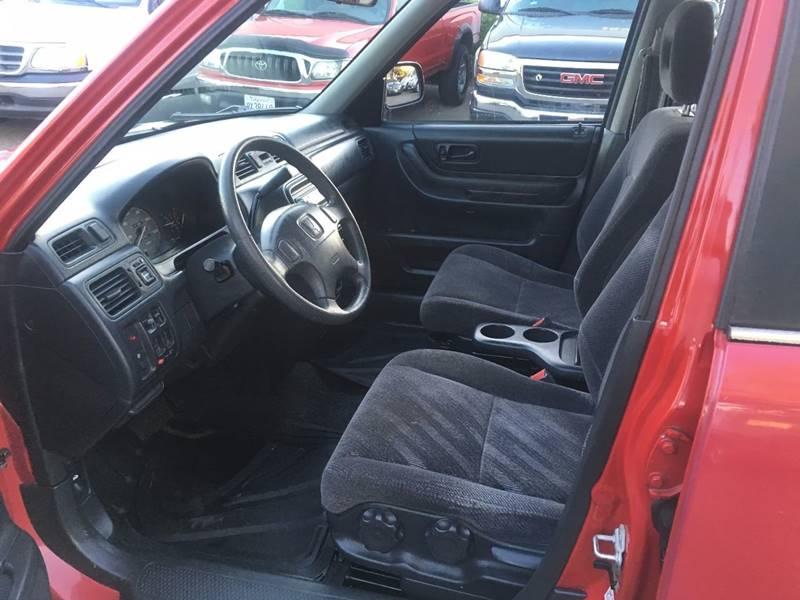 2001 Honda CR-V LX AWD 4dr SUV - Citrus Heights CA