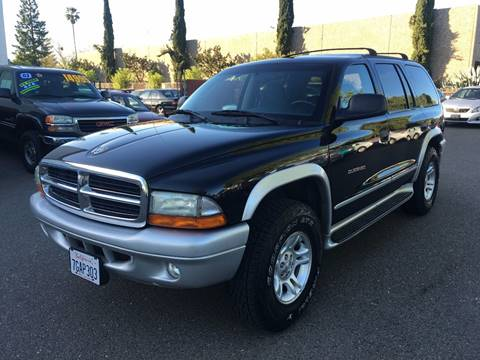 2003 Dodge Durango for sale at C. H. Auto Sales in Citrus Heights CA