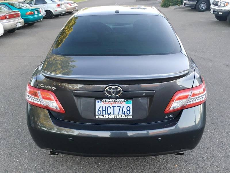 2010 Toyota Camry XLE V6 4dr Sedan 6A - Citrus Heights CA