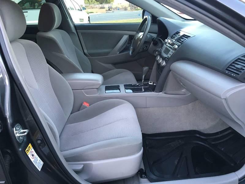 2010 Toyota Camry XLE V6 4dr Sedan 6A - Citrus Heights CA