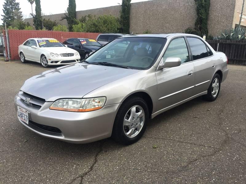 1999 Honda Accord EX 4dr Sedan - Citrus Heights CA