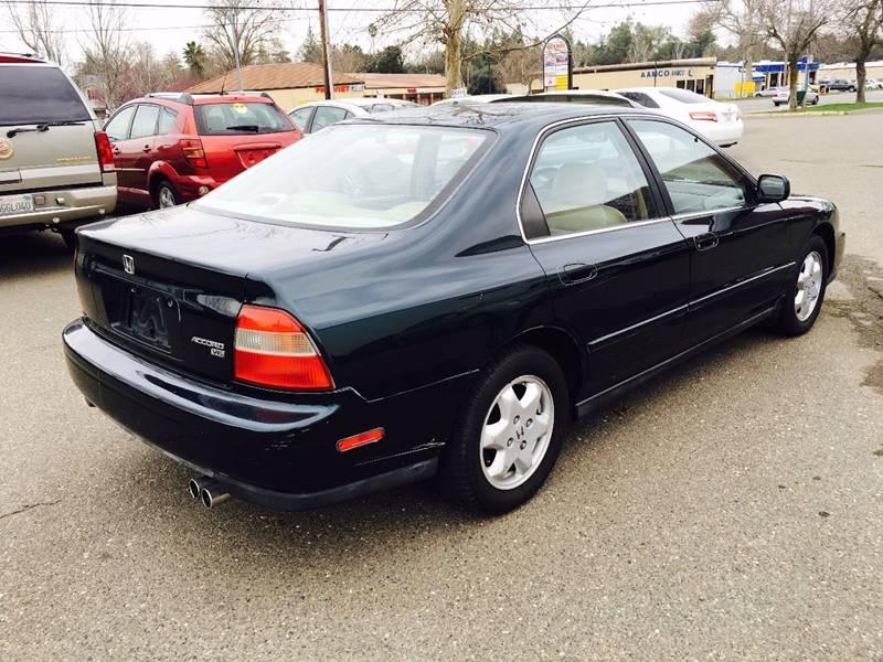 1995 Honda Accord LX V6 4dr Sedan - Citrus Heights CA