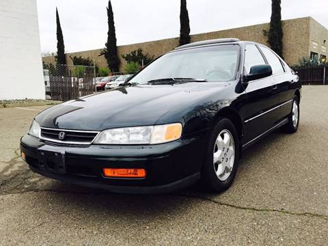 1995 Honda Accord for sale at C. H. Auto Sales in Citrus Heights CA