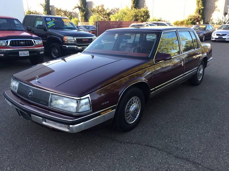 1989 buick electra park avenue 4dr sedan in citrus heights ca