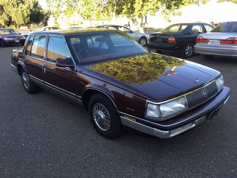 1989 Buick Electra Park Avenue 4dr Sedan - Citrus Heights CA
