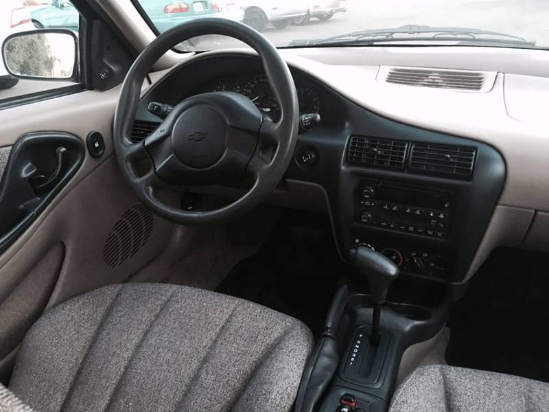 2005 Chevrolet Cavalier 4dr Sedan - Citrus Heights CA
