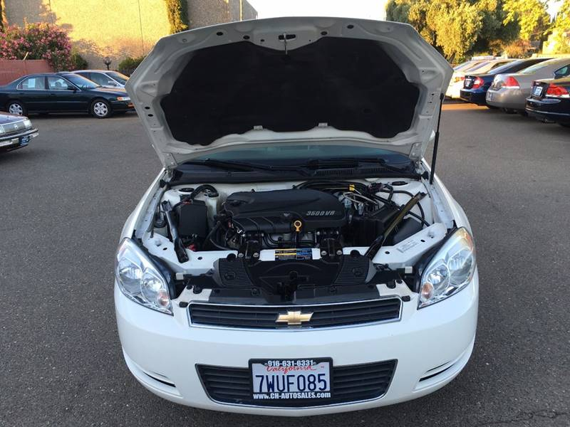 2008 Chevrolet Impala LS 4dr Sedan - Citrus Heights CA