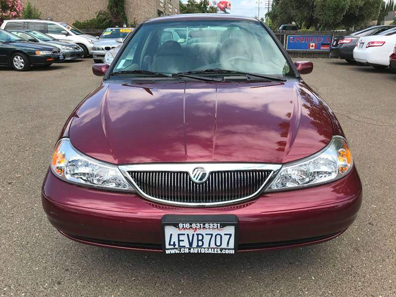 1999 Mercury Mystique LS 4dr Sedan - Citrus Heights CA