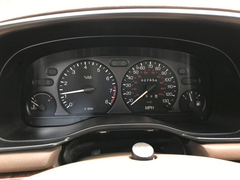 1999 Mercury Mystique LS 4dr Sedan - Citrus Heights CA