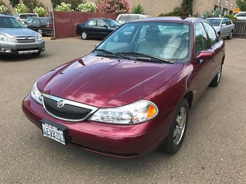 1999 Mercury Mystique for sale at C. H. Auto Sales in Citrus Heights CA